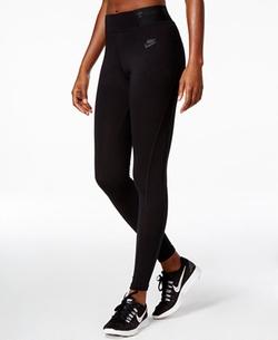 Nike  - Bonded Mesh Leggings