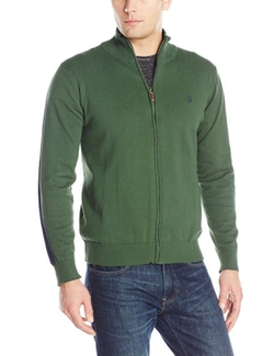U.S. Polo Assn. - Full Zip Sweater