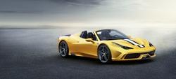 Ferrari - 458 Speciale A Coupe
