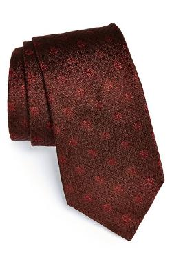 John Varvatos Star USA  - Woven Silk Tie