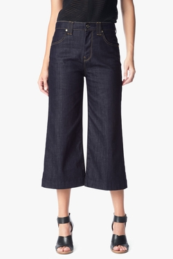 7 For All Mankind  - Pure Rinse Culottes