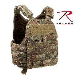 Rothco  - MultiCam MOLLE Plate Carrier Vest