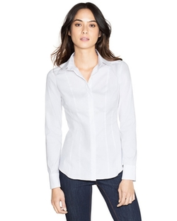 White House Black Market - Poplin Shirt