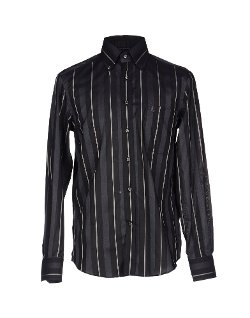Morris  - Stripe Button Down Shirts