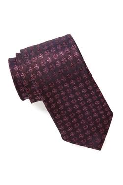 John Varvatos Collection  - Small Neat Silk Tie