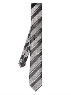 Dolce & Gabbana  - Diagonal-jacquard Martini Silk Tie