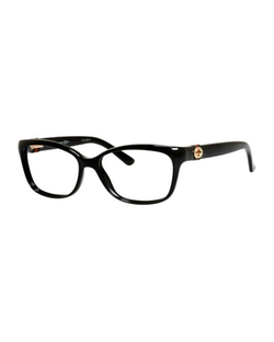Gucci - Medium Rectangle Fashion Glasses