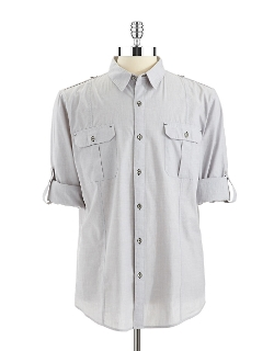 DKNY Jeans - Button-Down Shirt