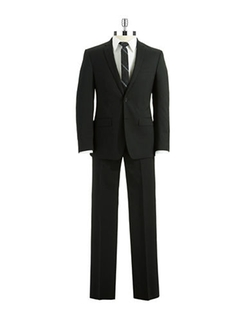 DKNY - Two Piece Striped Suit Set
