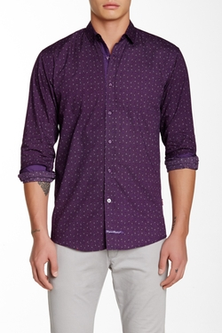 English Laundry  - Long Sleeve Woven Shirt