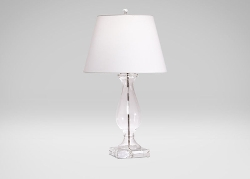 Ethan Allen - Groton Glass Table Lamp