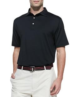 Peter Millar   - Performance E4 Solid Polo