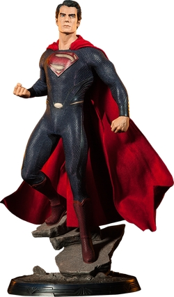 Sideshow Collectibles - Man of Steel: Superman