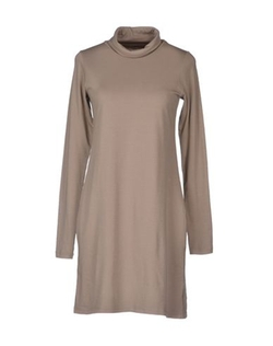 Almeria - Turtleneck Short Dress