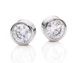 Michael Kors - Park Avenue Glam Jeweled Stud Earrings