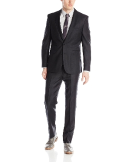 Vince Camuto - Slim Fit Two Button Side Vent Suit