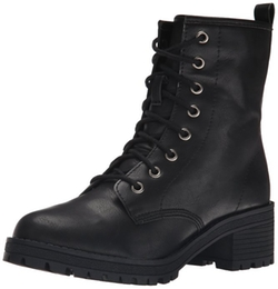 Madden Girl - Eloisee Combat Boots