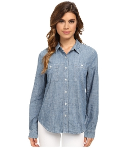 Dockers  - Misses Spring Chambray Shirt