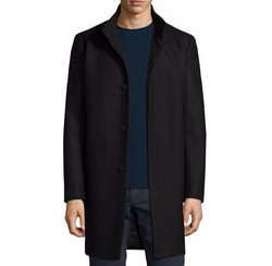 Theory - Belvin Wool-Blend Car Coat