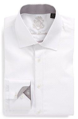 English Laundry -  Trim Fit Check Dress Shirt