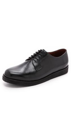 Centre Commercial  - Army Leather Shoes