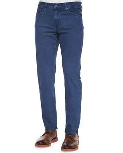 AG - Graduate Sulfur Wash Jeans