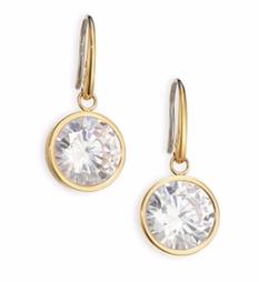 Michael Kors - Brilliance Crystal Drop Earrings