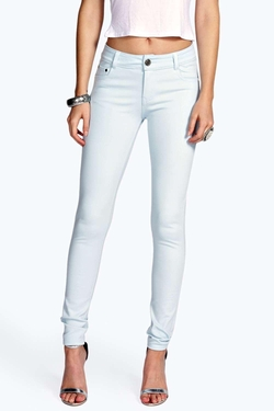 Boohoo - Skinny Stretch Trousers