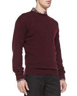 Ermenegildo Zegna - Wool Crewneck Sweater