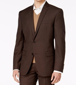Bar Iii - Mini-Check Jacket