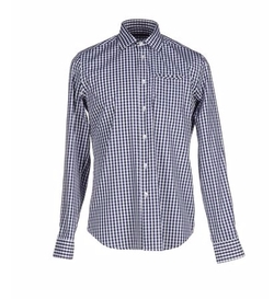 Daniele Alessandrini - Checked Design Shirt