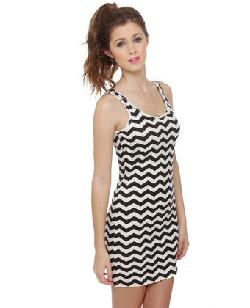 Lulus - Billabong Well Grounded Dress