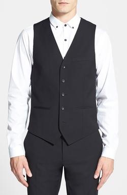 Topman - Textured Vest