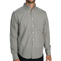 Reed Edward - Gingham Check Shirt