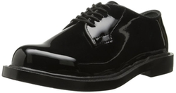 Maelstrom - High Glossy Oxford Shoes
