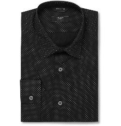 Paul Smith London - Byard Pin-Dot Cotton Shirt