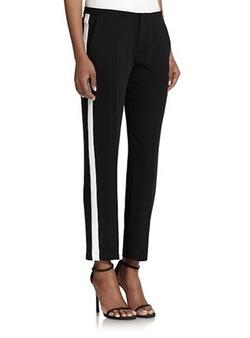 Clover Canyon - Tuxedo-Stripe Pants