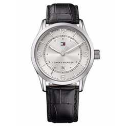 Tommy Hilfiger - Casual Sport Leather Strap