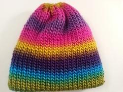 Noratones - Rainbow Beanie Hat