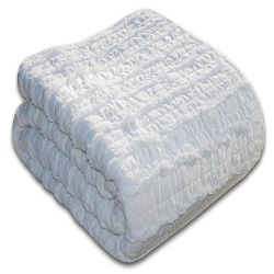 Greenland Home - Ruffled Throw Blanket