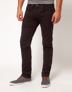 True Religion - Zach Slim Fit Jeans