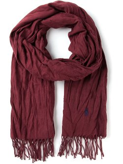 Polo Ralph Lauren - Fringed Scarf