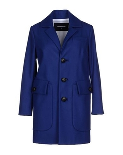 DSquared2 - Lapel Collar Coat