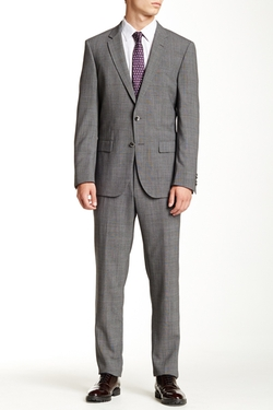 Hugo Boss  - Two Button Notch Lapel Suit