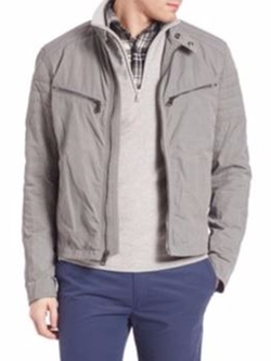 Polo Ralph Lauren  - Quilted Wax-Coated Canvas Jacket
