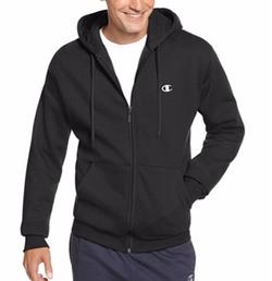 Champion - Fleece Full-Zip Hoodie