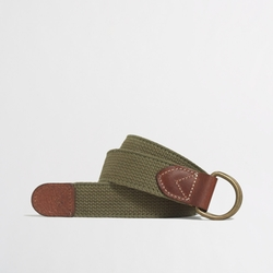 J. Crew - Factory Double-Sided Webbing Belt