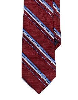 Michael Michael Kors  - Striped Silk Tie