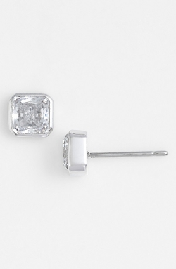 Nadri  - Square Stud Earrings