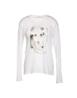 Marni - Long Sleeve Printed T-Shirt